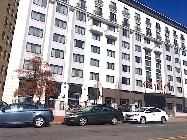 Rooms: Washington DC Hotels